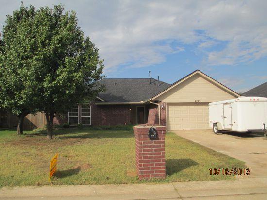 1713 Overland Trl, Choctaw, OK 73020