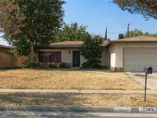 Loans near  Upland Ave, Fontana CA