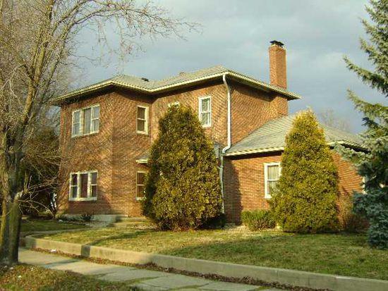 322 N Harrison St, Rushville, IN 46173