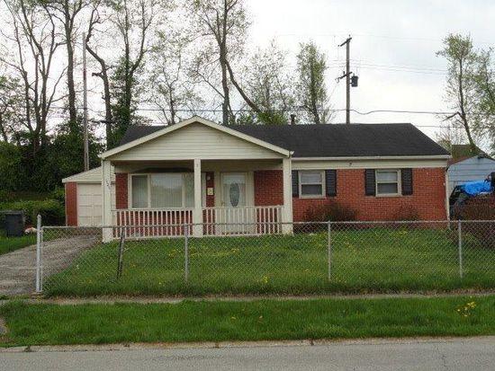 1124 Birch Dr, Lexington, KY 40511