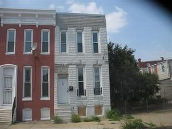 1700 Ramsay St, Baltimore, MD 21223