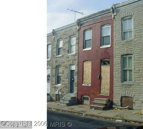 1720 N Durham St, Baltimore, MD 21213