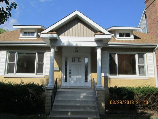 22 N Greenwood Ave, Park Ridge, IL 60068