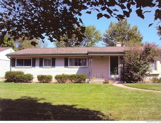 1420 Dundee Dr, Waterford, MI 48327