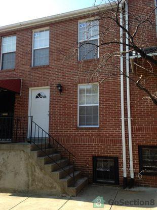 1519 Penrose Ave, Baltimore, MD 21223