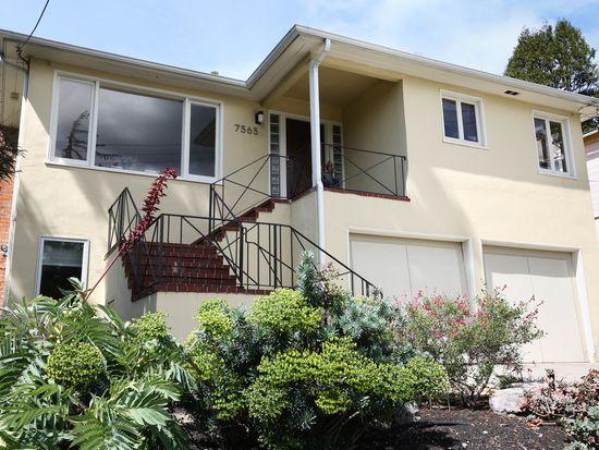 7565 Terrace Dr, El Cerrito, CA 94530