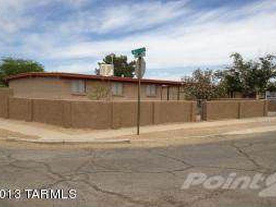 7270 S Jill Pl, Tucson, AZ 85756