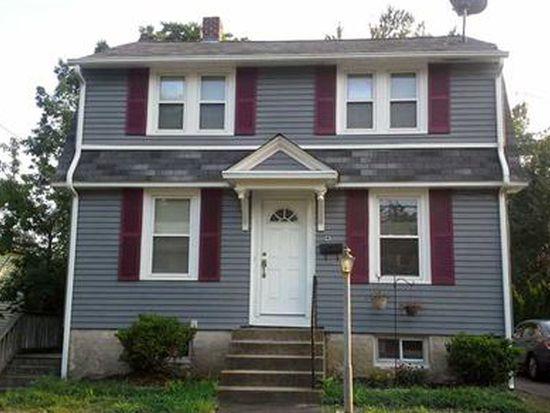 41 Dunbar Ave, Rumford, RI 02916