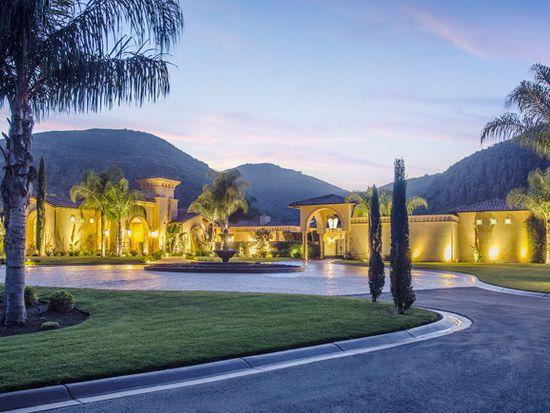 11113 Rocky High Rd, Santa Rosa Valley, CA 93012