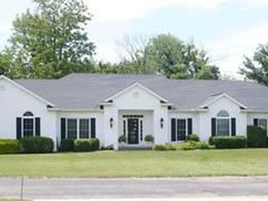 11308 Brown Oak Ct, Evansville, IN 47725