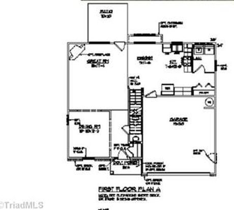 4624 Midstream Crossing Dr, Clemmons, NC 27012