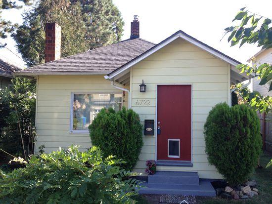 6722 SE Reedway St, Portland, OR 97206