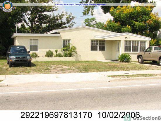 1432 N Pine Hills Rd, Orlando, FL 32808