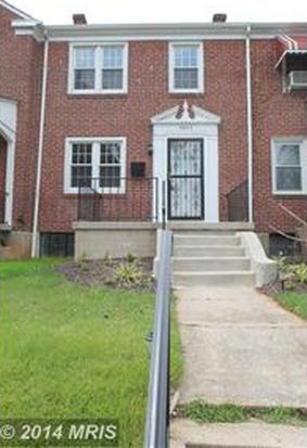 4643 Rokeby Rd, Baltimore, MD 21229