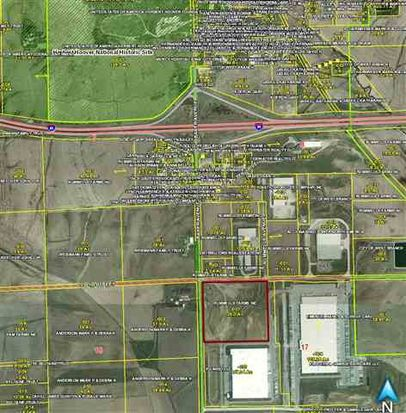 Baker Ave & 300th St, West Branch, IA 52358