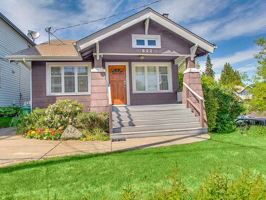 922 N 45th St, Seattle, WA 98103