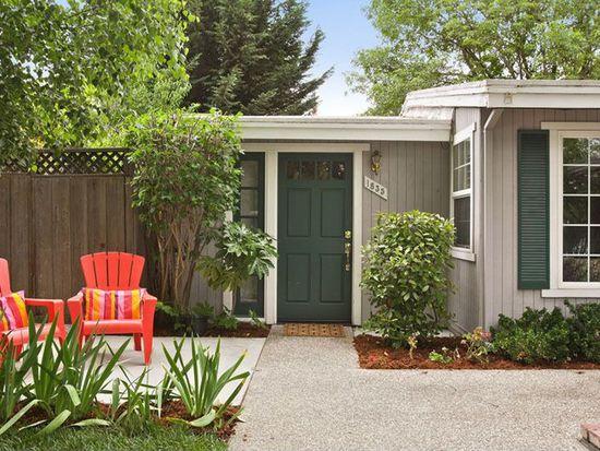 1835 Montecito Ave, Mountain View, CA 94043