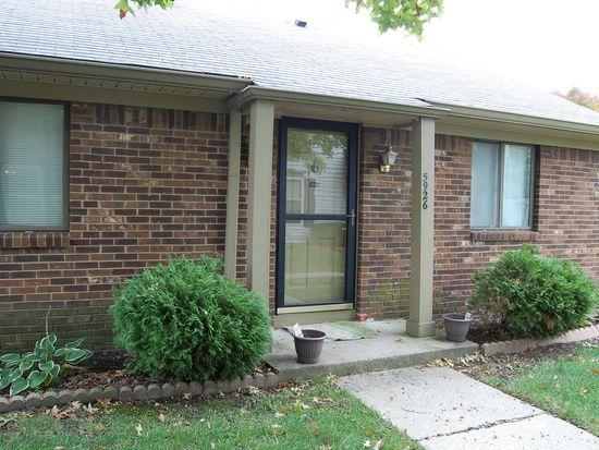 5926 Deerwood Ct, Indianapolis, IN 46254