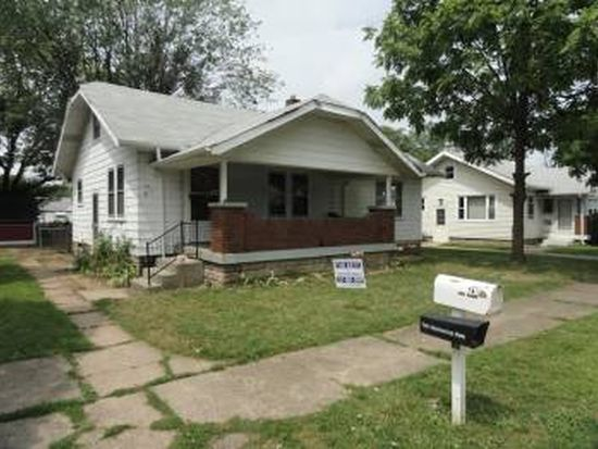 318 Barton Ave, Indianapolis, IN 46241