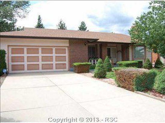 3174 Breckenridge Dr W, Colorado Springs, CO 80906