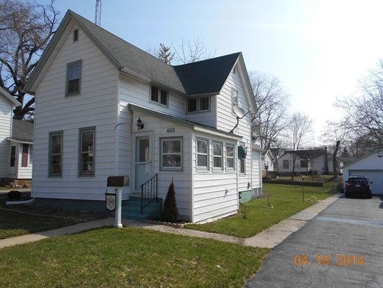 603 N Jefferson St, Harvard, IL 60033