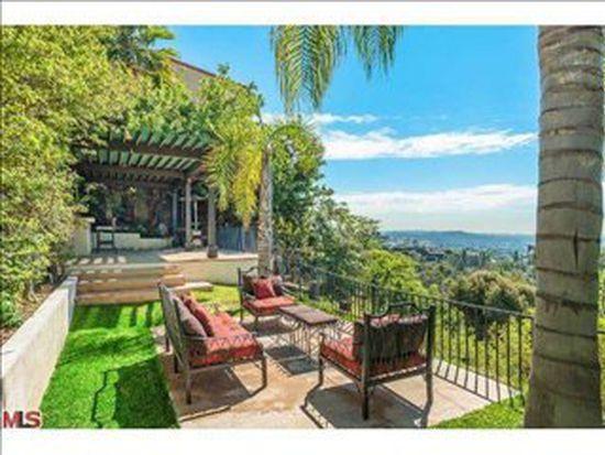 2446 Wild Oak Dr, Los Angeles, CA 90068