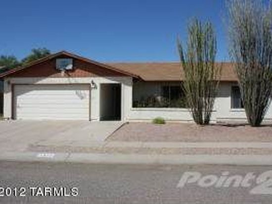1372 S Coati Dr, Tucson, AZ 85713