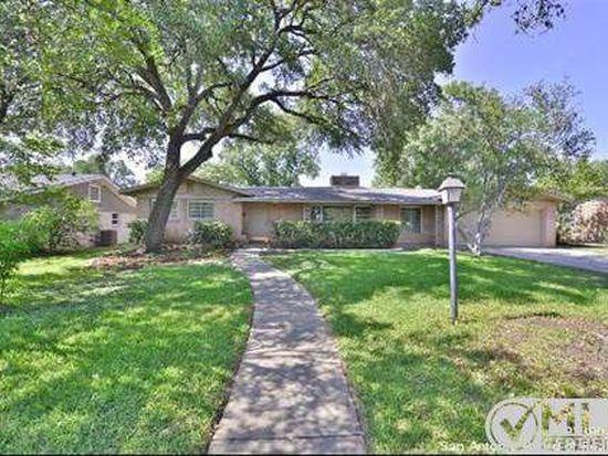 326 Rockhill Dr, San Antonio, TX 78209