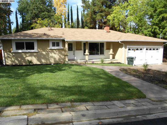 770 Charlton Dr, Pleasant Hill, CA 94523