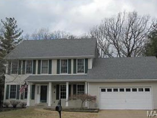 509 Clover Leaf Hill Ct, Grover, MO 63040