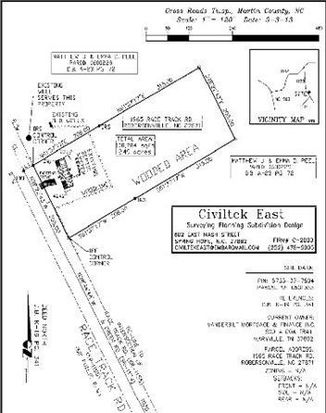 1965 Race Track Rd, Robersonville, NC 27871