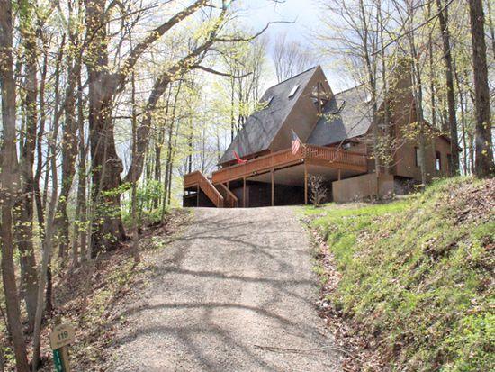 119 Cherokee Ln, Hideaway Hills, OH 43107