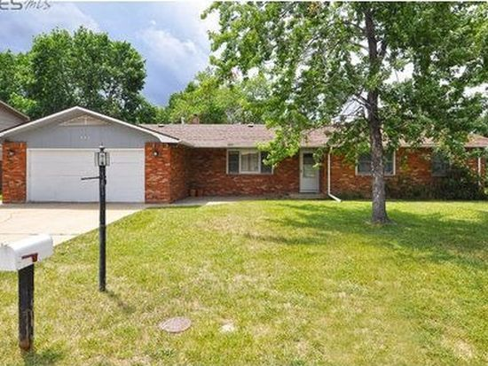3311 Chestnut Ave, Loveland, CO 80538