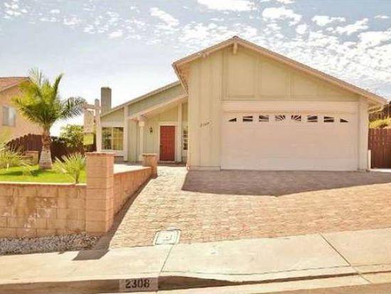 2308 Spring Oak Way, San Diego, CA 92139