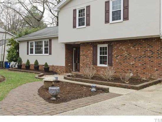 5801 Partridge Ln, Raleigh, NC 27609
