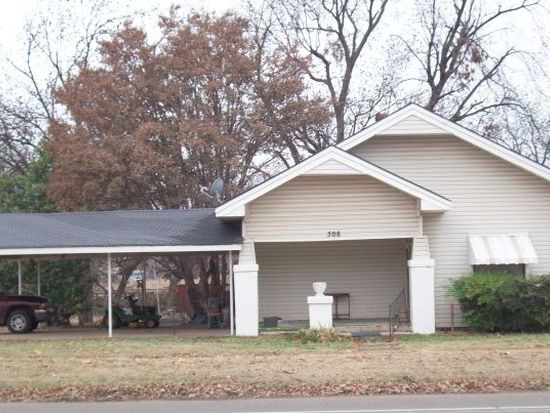508 S Dean A Mcgee Ave, Wynnewood, OK 73098