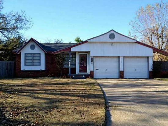 4709 NW 46th Dr, Warr Acres, OK 73122