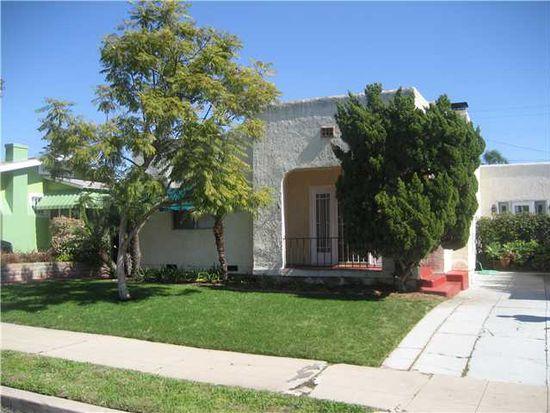 3027 Bancroft St, San Diego, CA 92104