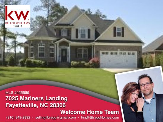 7025 Mariners Landing Dr, Fayetteville, NC 28306