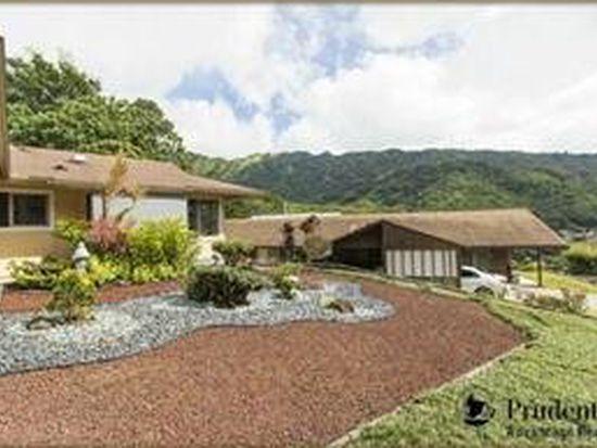 3713 Loulu St, Honolulu, HI 96822