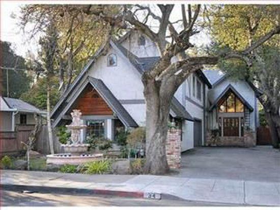 36 Finger Ave, Redwood City, CA 94062