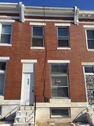 721 N Lakewood Ave, Baltimore, MD 21205