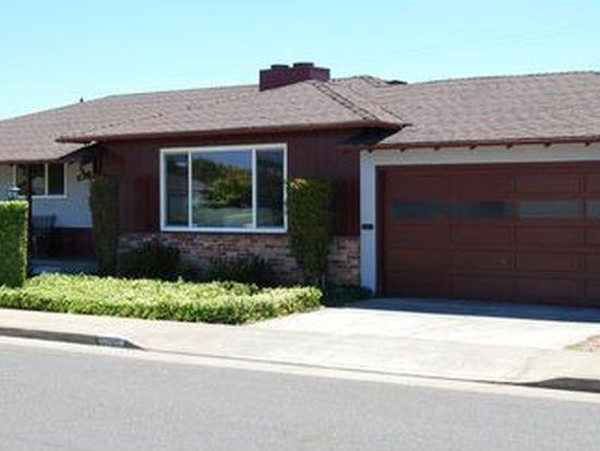 1088 Annapolis Dr, San Mateo, CA 94403