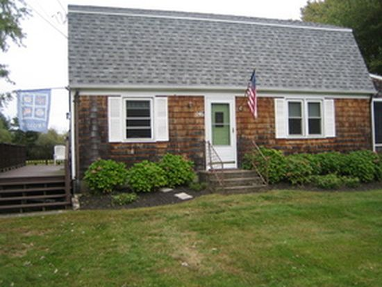 146 Tockwotten Cove Rd, Charlestown, RI 02813
