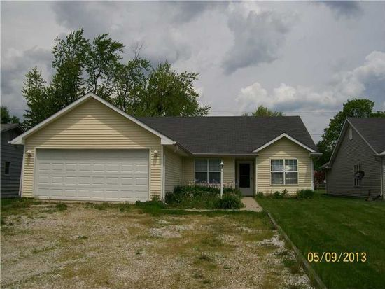 8838 W 30th St, Clermont, IN 46234