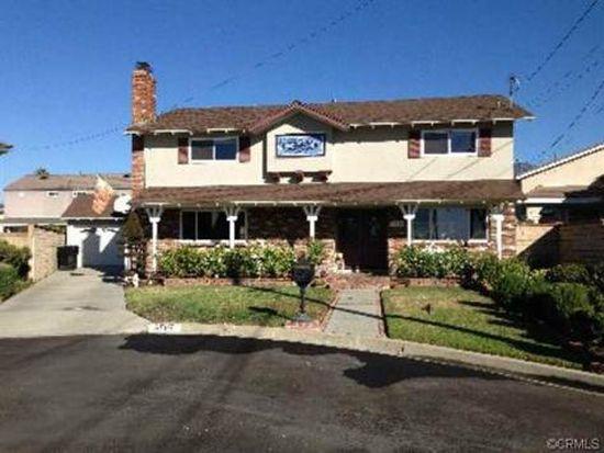 9507 E Camino Real Ave, Arcadia, CA 91007