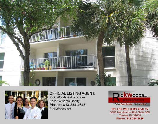 3325 Bayshore Blvd UNIT C28, Tampa, FL 33629