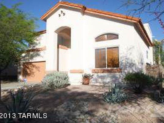 6484 N Shadow Bluff Dr, Tucson, AZ 85704