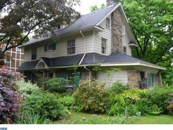 8102 Brookside Rd, Elkins Park, PA 19027