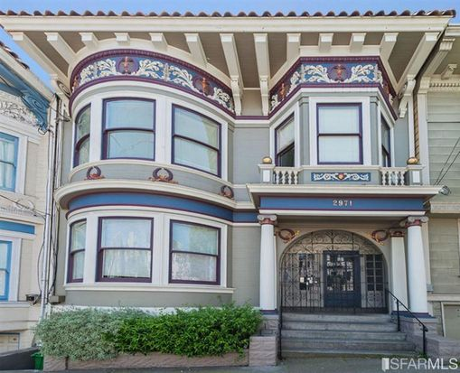 2971 California St APT 4, San Francisco, CA 94115